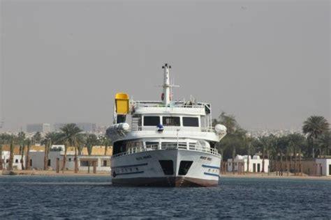 fun n sun boats white prince boat صورة fun n sun bost tours العقبة