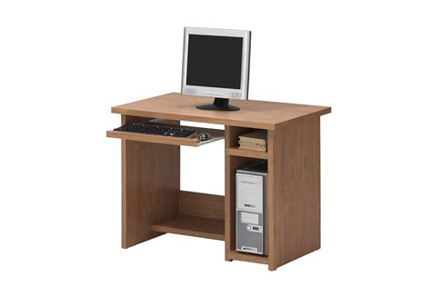 small computer table with storage for home