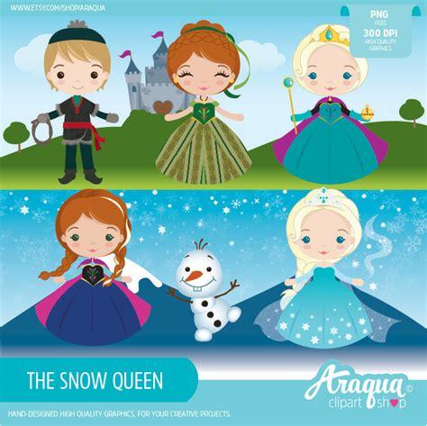 Instan Serut Annafi 1 frozen the snow clipart set instant png