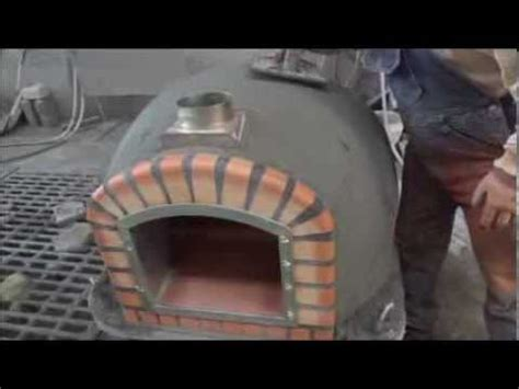 jimmy doherty pizza oven wood fired brick ovens insulated with rockwool ch