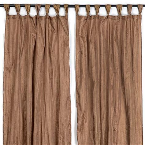 kirklands drapes bronze curtain panels