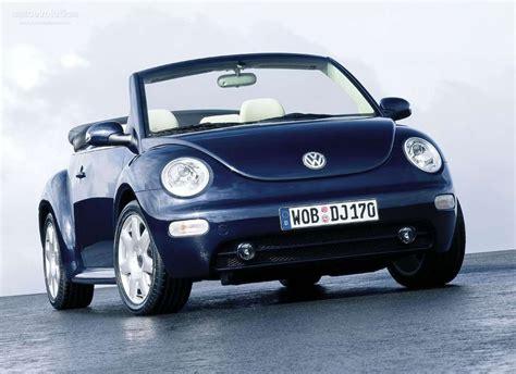 2003 Volkswagen Beetle by Volkswagen Beetle Cabrio Specs 2003 2004 2005