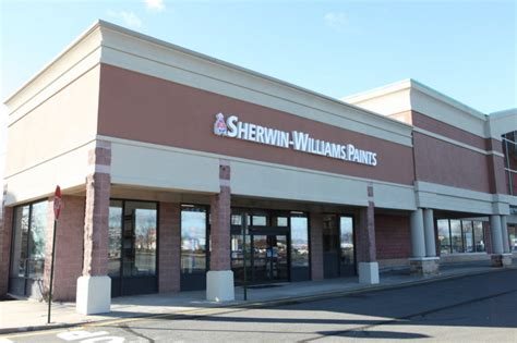 sherwin williams paint store na id brunswick shopping center welcomes new tenant real