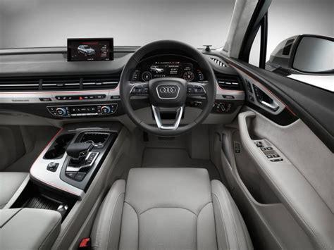 Q7 Interior by Audi Q7 Interior Search Engine At Search