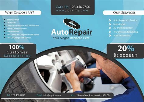 opening   auto repair shop    attract  customers fotosnipe offers
