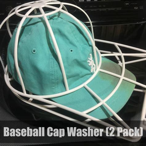 baseball cap washer 2 pack the stuff of success