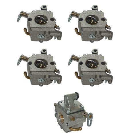 Spare Part Stihl Ms 180 Carburetor Karburator 5pcs a lot carburetor carby for stihl 017 018 ms170 ms180 ms 170 180 chainsaw carb in chainsaw