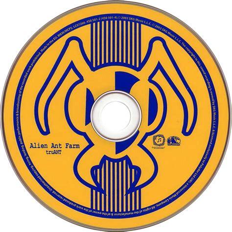 Cd Ant Farm Truant 1 car 225 tula cd de ant farm truant portada