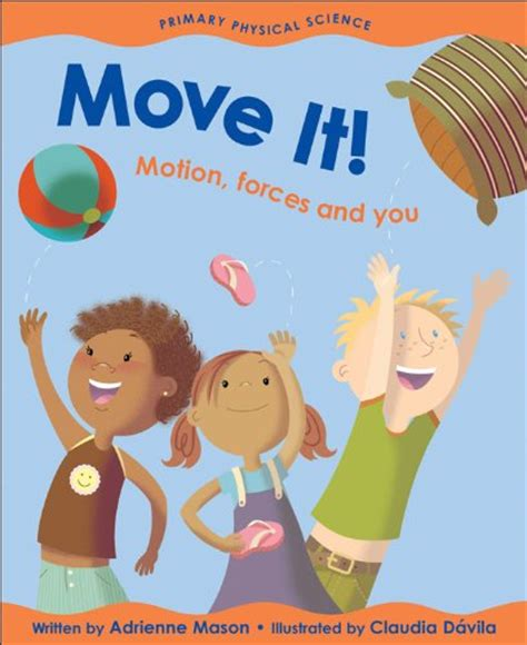 libro forces make things move preschool science learning about force with cars rs