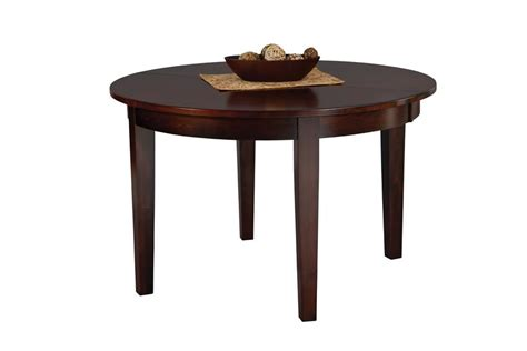 lexington amish dining room table amish warner dning room table