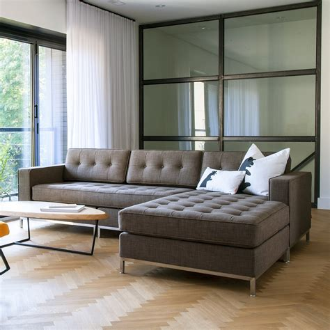 Apartment Sectional Sofa The Best Apartment Sectional Sofas Solving Function And Style Issues Homesfeed