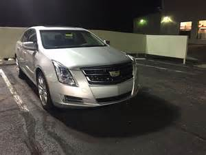 2016 Cadillac Xts The New Front Fascia Of The 2016 Cadillac Xts Gm Authority
