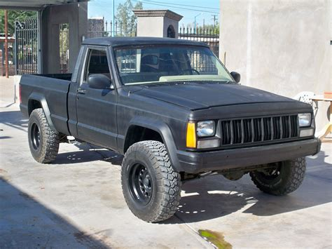 new jeep comanche hiramzuko 1989 jeep comanche regular cab specs photos