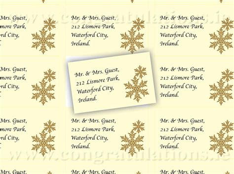 wedding address cards templates awesome wedding invitation guest address labels wedding