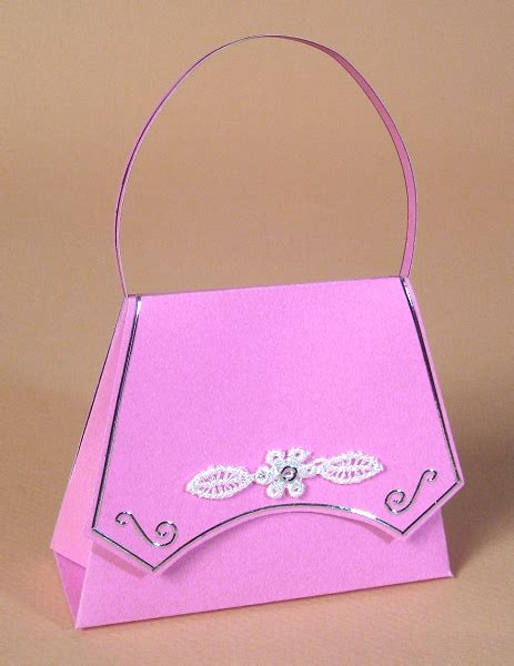 handbag templates for cards a4 card templates for 3d handbag display box by