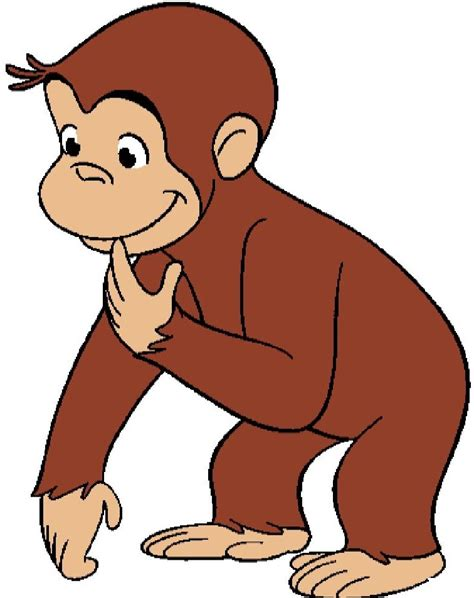 curious george curious george clipart free clipartxtras