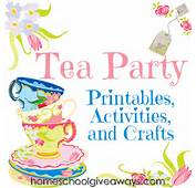 Tea Party Crafts On Pinterest  Make Fascinator American Girl