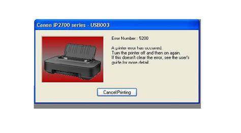 how to solve error 5200 canon ip2770 enter your blog mengatasi masalah pada printer archives informasi