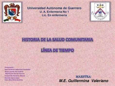 pdf enfermeria en linea del tiempo historia de mexico linea del tiempo de la enfermeria comunitaria