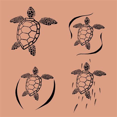 small sea turtle tattoos sea turtle search tattoos