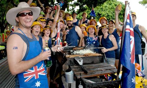 Backyard Flag Football 26 Rippa Aussie Costumes For Australia Day Australian Times