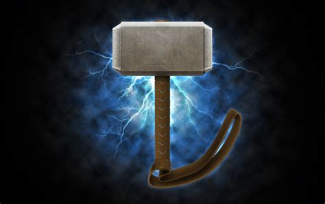thor avengers hammer logo www imgkid com the image kid
