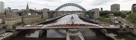 when was the swing bridge built photographs of tyne bridges newcastle by peter loud