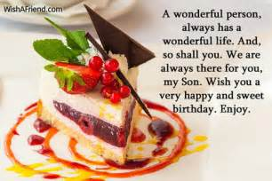 birthday wishes for