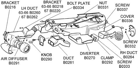 hvac duct diagram ducts inside diagram view chicago corvette supply