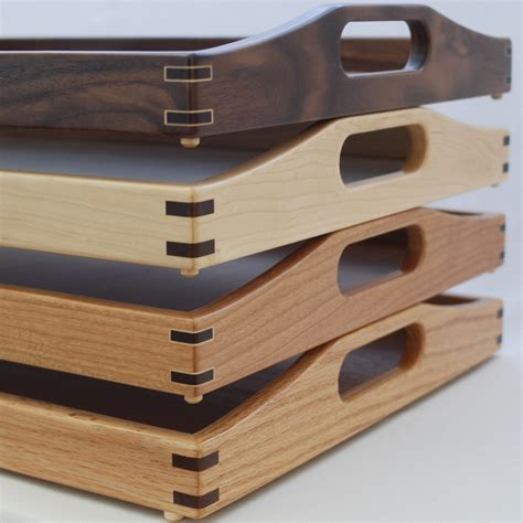 classic woodworking classic wood serving trays morris woodworking