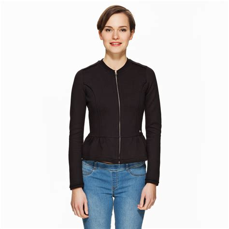 Tom Tailor Denim Jacke Damen by Tom Tailor Denim Jacke Schwarz Kaufen Manor