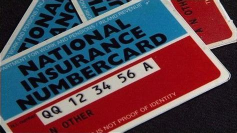 National Insurance Letters 2015 Guide To Applying For A National Insurance Number In