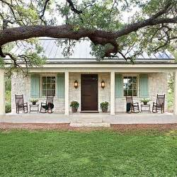charming farmhouse curb appeal front porches