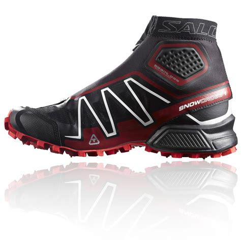 running shoes for snow salomon snowcross cs trail running shoes 38