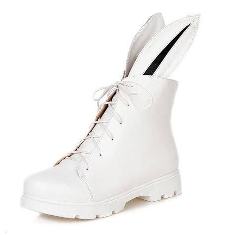 Cutie Bootie Shoes White 31 brilliant white flat boots for sobatapk