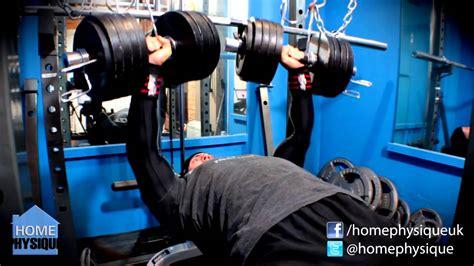 110 bench press 50kg 110 lb dumbbell bench press reps youtube