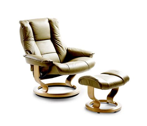 stress less recliner chairs recliners ekornes stressless taurus recliner and