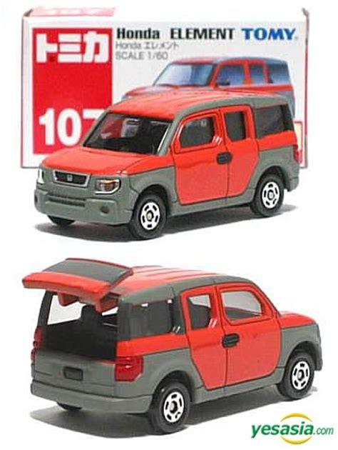 Tomica 107 Honda Element 1 60 Tomy Diecast Car Gift Orange New 1 yesasia tomica standard 107 honda element tomica