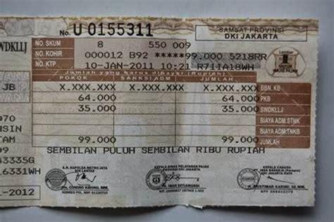 serbi perhitungan pajak stnk kreditgogocom