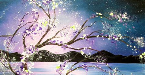 paint with a twist cedar park ethereal evening in at painting with a twist