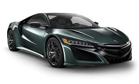 sports cars 2017 acura nsx specs price car finder