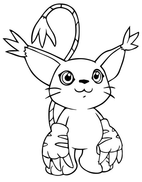 digimon monsters coloring pages digimon coloring pages 05
