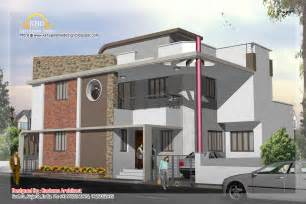 Duplex House Plans With Elevation Duplex House Plan And Elevation 2741 Sq Ft Home Appliance