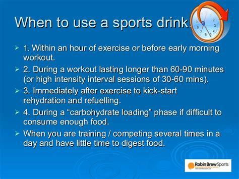 3 hydration strategies hydration strategies choosing a sports drink