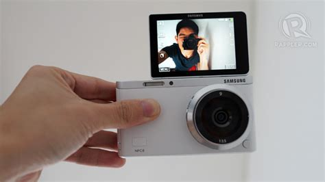 Kamera Digital Samsung Nx Mini samsung nx mini on the selfie to beat