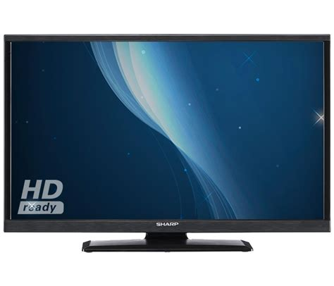 Second Led Sharp 32 sharp lc32ld145k 32 quot inch led lcd tv hd ready 720p with freeview usb record pvr ebay
