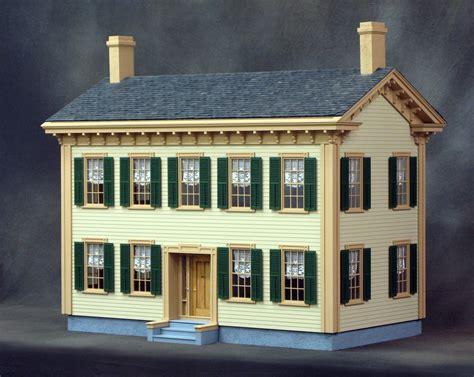 dollhouse home lincoln springfield home dollhouse kit minimedollhouses