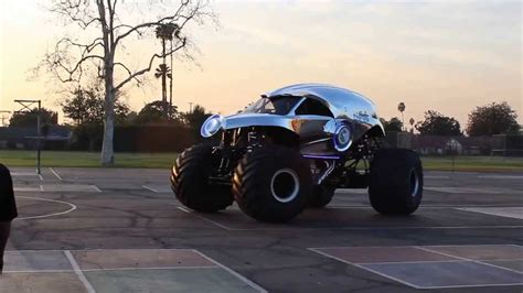 new earth authority police monster truck youtube