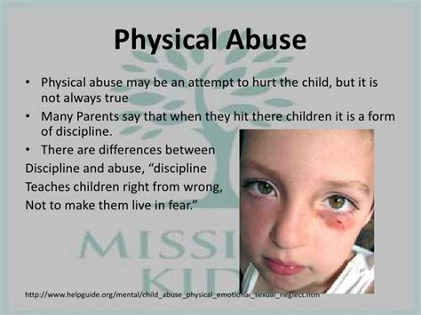 child abuse tile what is child abuse 2 physical abuse eschool