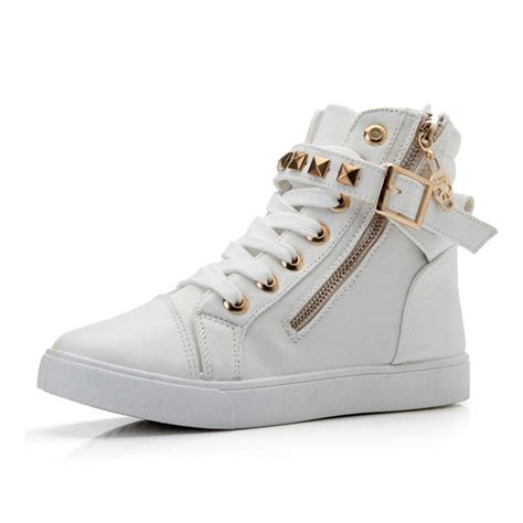 aliexpress buy new 2016 high top walking shoes